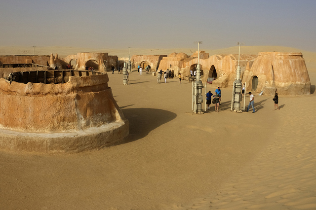 Tunisia S Desert Dunes Lure Amateur Astronomers And Star Wars Aficionados Voices Of Africa