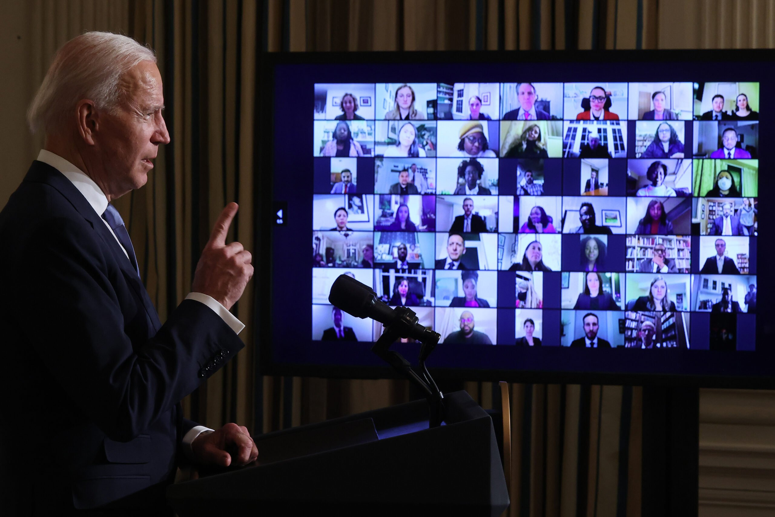 Beyond the digital cold war: Technology and the future of US-African engagement under Biden