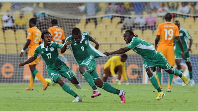 Nigeria dump Cote d'Ivoire out of Afcon - The Mail & Guardian