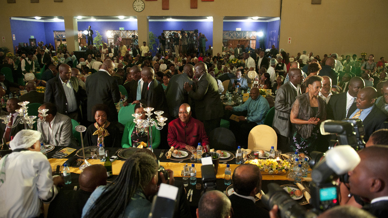 ANC funders left out in the cold at gala dinner - The Mail & Guardian