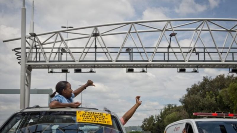 Sanral owed R543m in e-toll debt - The Mail & Guardian