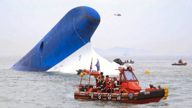 More bodies retrieved from capsized South Korean ferry