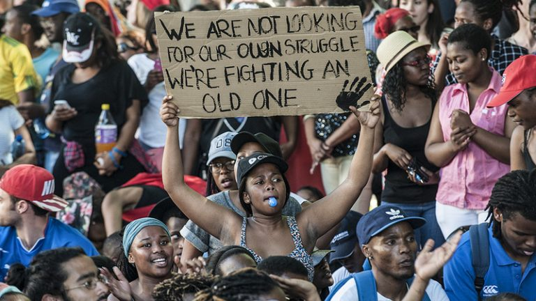 What comes after nationalism in Africa? A luta continua