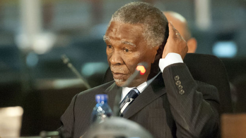 Mbeki addresses 'Aids denialism' criticism - The Mail ...