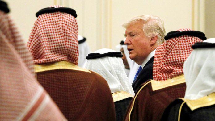 The US-Saudi romance is '70s Iran remixed