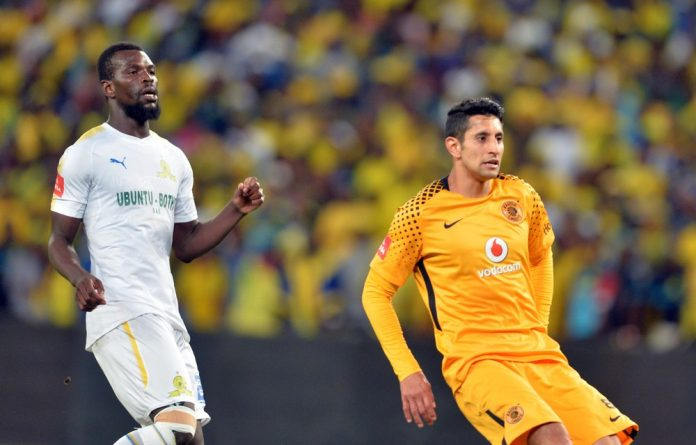 The striker joined Amakhosi in January from their title rivals and has enjoyed a revelation in terms of playing time.