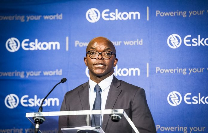 'Currently Eskom is borrowing money to service its debt. That means it is critical for us to deal with our cost issues