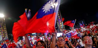 China still sees democratic Taiwan as part of its territory to be reunified