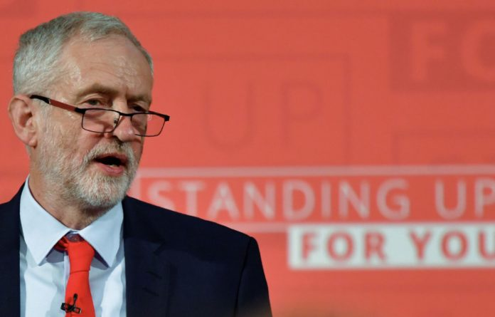 Jeremy Corbyn's left-wing stance has boosted Labour's membership but is unpopular with many of his MPs.