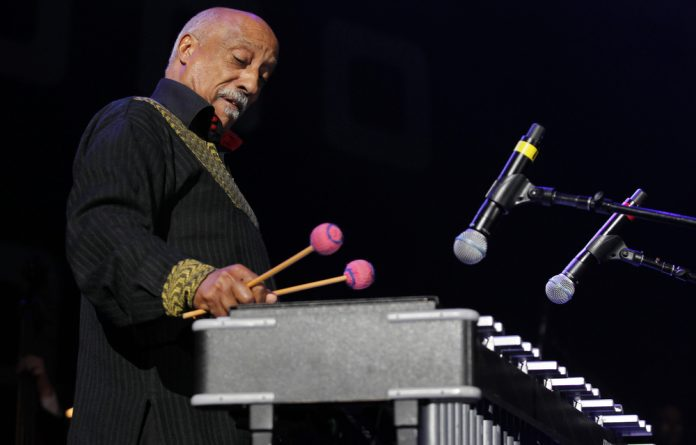 Mulatu Astatke performs at the Berklee College of Music Commencement Concert in Boston