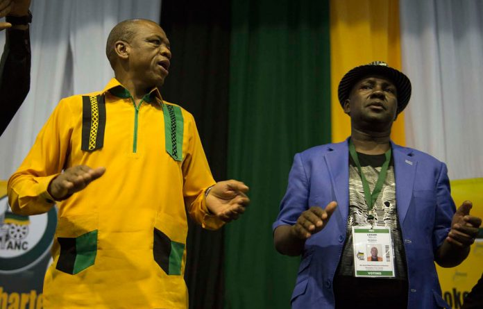 A united ANC in the North West has re-elected Supra Mahumapelo as its provincial chairperson