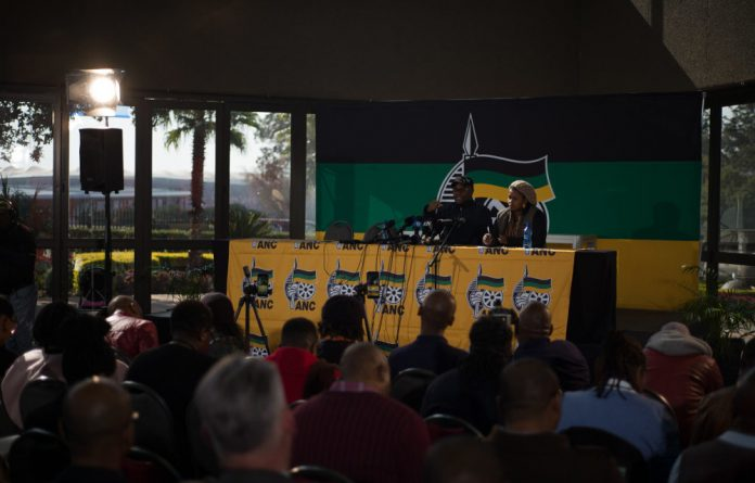 Nathi Mthethwa said some countries in the North were beginning to lean towards a right-wing agenda.
