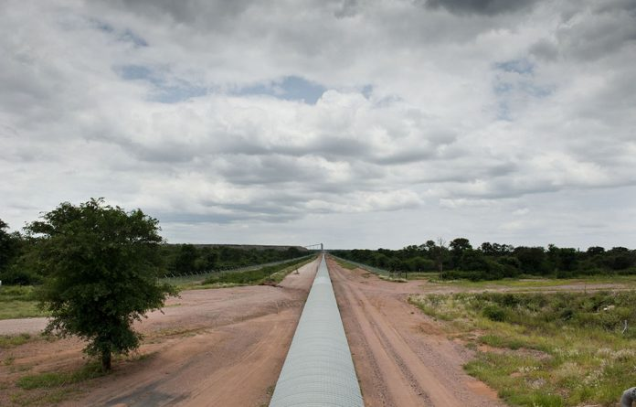 A conveyor belt will transport coal from the mines to Eskom's Medupi power station in Limpopo.