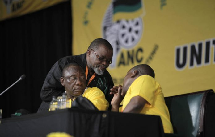 Gupta television channel ANN7 reported that ANC treasurer-general Zweli Mkhize