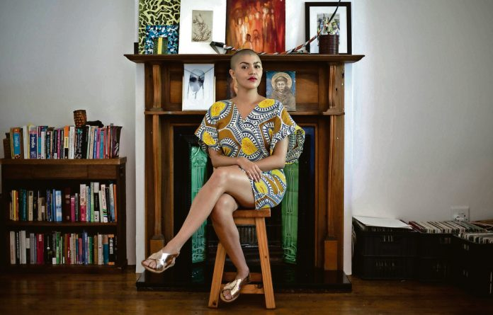 Lady Skollie is also known as Kaapstad Kanye.