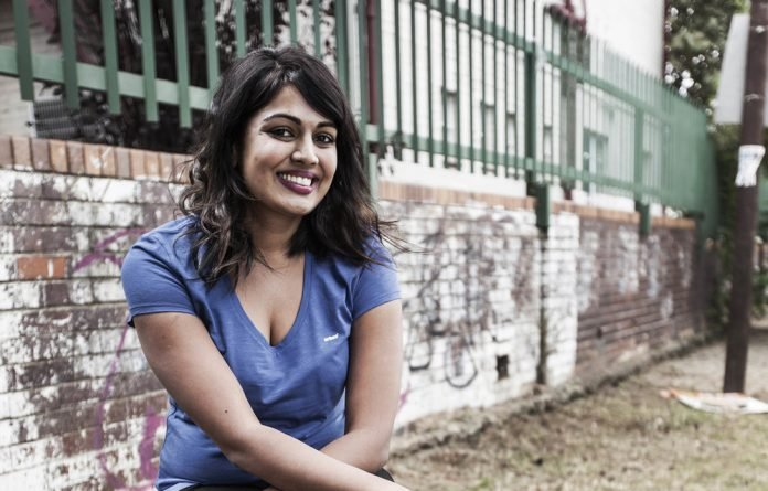 Ramona Kasavan says there are still a lot of taboos around menstruation