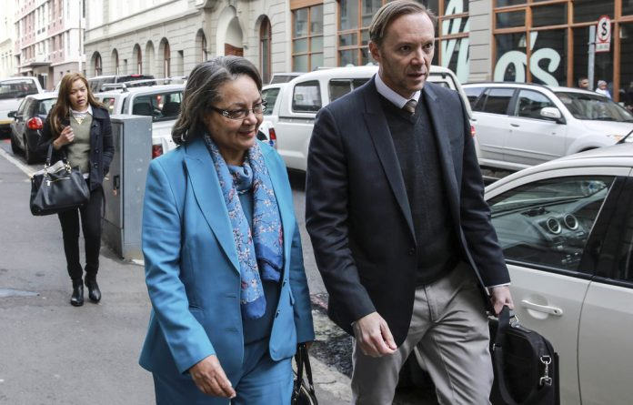 Implicated: Cape Town mayor Patricia de Lille and transport mayoral committee member Brett Herron have been named in reports detailing potentially corrupt activities. Photo: Gallo/Nardus Engelbrecht