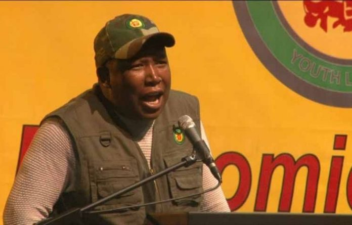 On the last day of the ANCYL National General Council president Julius Malema targeted the media during his final address. The <i>M&G</i> reports.