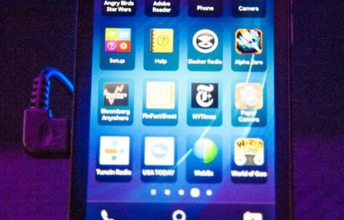 AT&T begins selling the Z10 touchscreen BlackBerry in the US