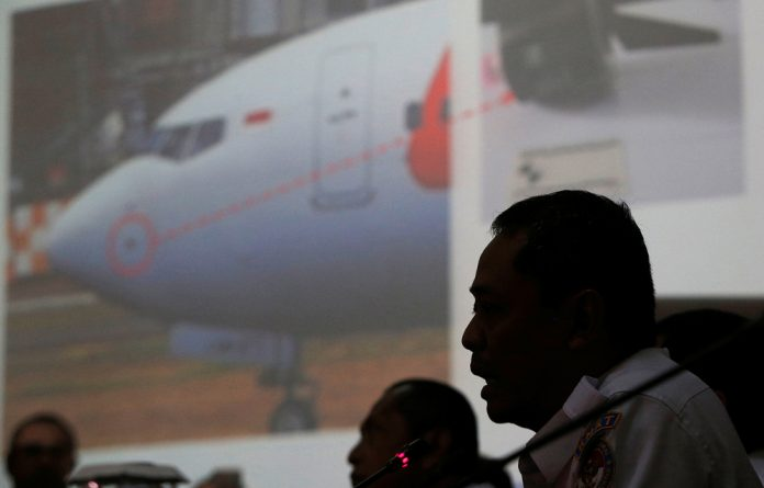 Indonesia's national transportation safety committee sub-committee head for air accidents