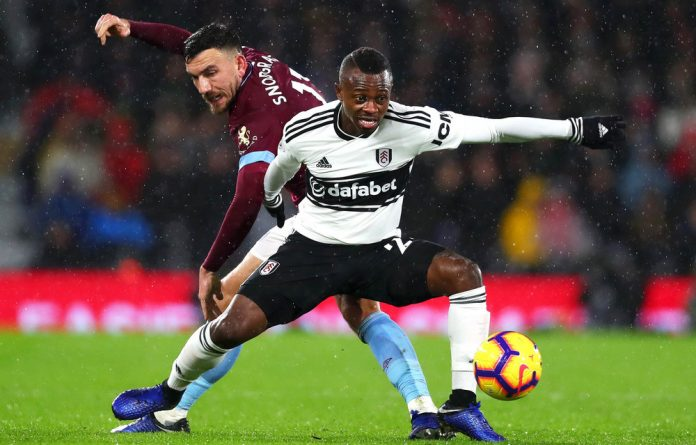 Survival mode: Fulham players such as Jean Michael Seri will have to fight hard to get back into the big time.