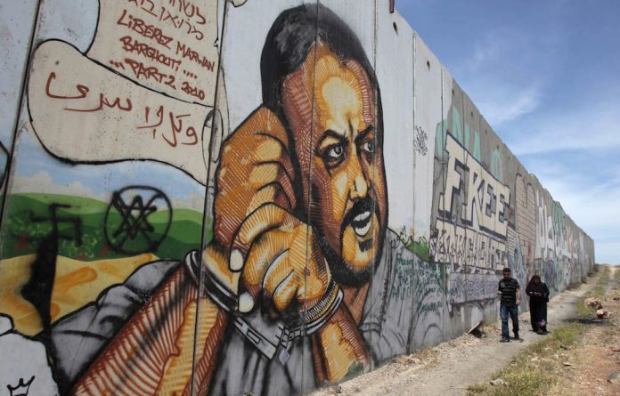 Give peace a chance: Palestinian leader Marwan Barghouti has written from prison about the Israel/Palestine violence.