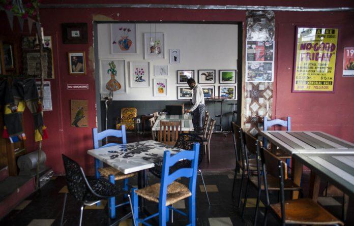 Afro-soul food: The Roving Bantu Kitchen in Brixton