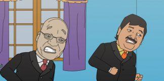 Hole in the wall: Zuma