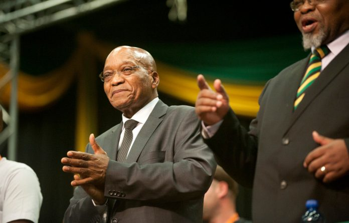 Jacob Zuma and Gwede Mantashe have had to face the fact that although the ANC still has the majority vote