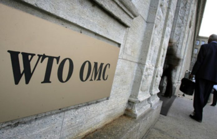 Several other WTO members