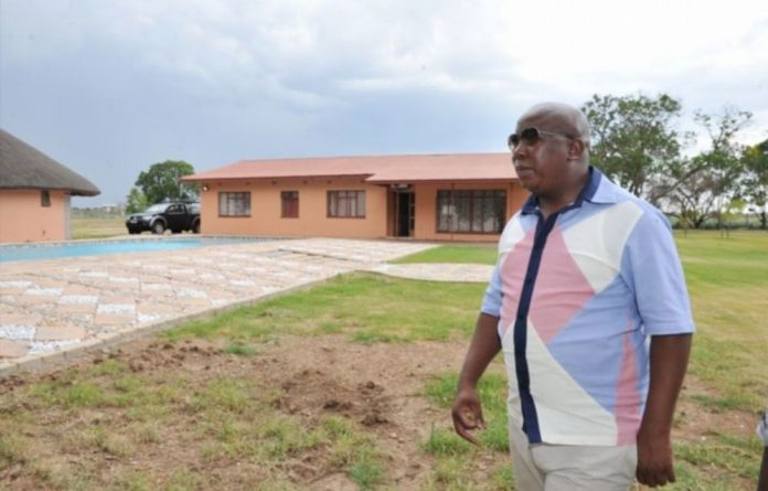 Former ANC Youth league president Julius Malema's farm has been sold for R2.5-million.