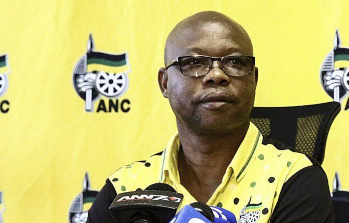 Provincial secretary Super Zuma slammed Cyril Ramaphosa for announcing his slate.
