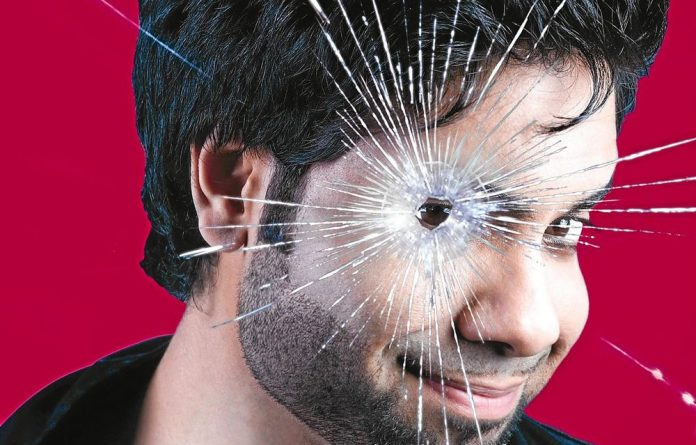 Hitting the target: Paul Chowdhry
