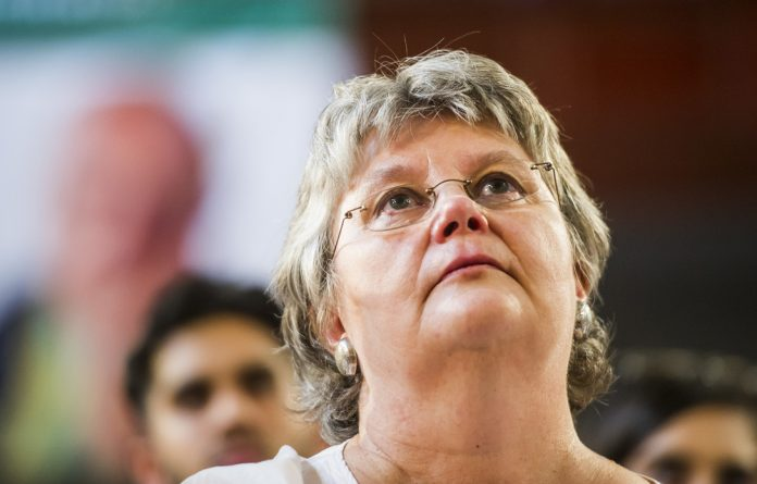 Former president Jacob Zuma replaced Barbara Hogan with Malusi Gigaba in October 2010.