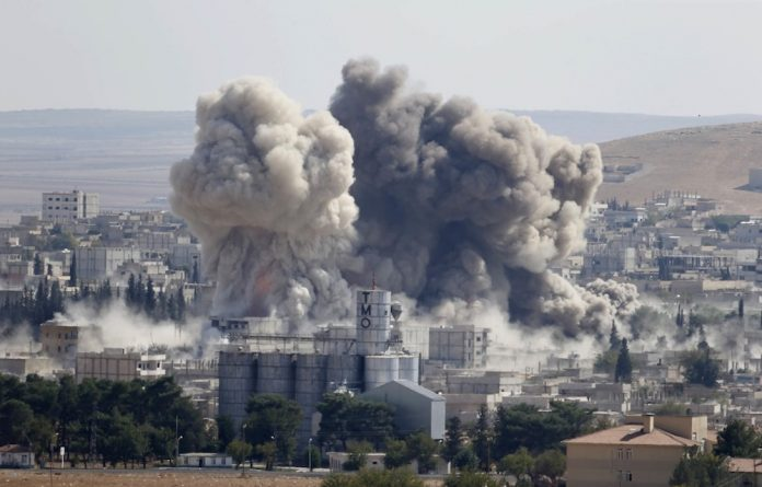 The border town of Kobani is under threat after the Islamists drove 180?000 Kurds into Turkey.