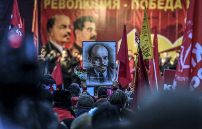 Better red: It's the anniversary of the Bolshevik Revolution