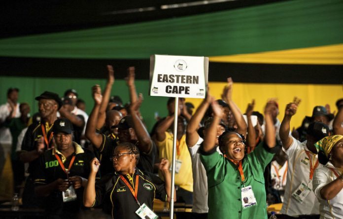Thanks but no thanks: President Jacob Zuma made a public announcement about funding higher education but did not discuss his decision with the national executive committee