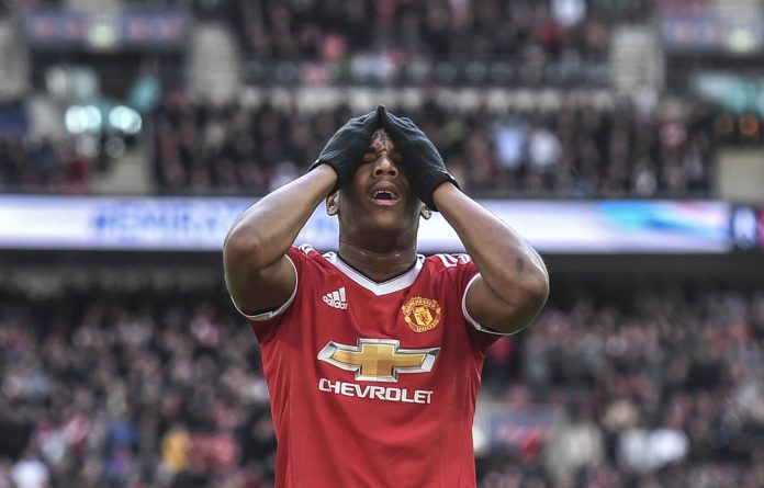 Manchester United's manager wants more from Anthony Martial