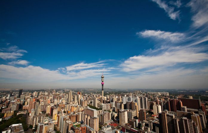 Health risk: Johannesburg and other major metros are 'facing ­worryingly high levels of dirty air