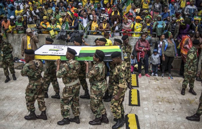 Dated: The youth base their vote on whether a party can deliver a just South Africa