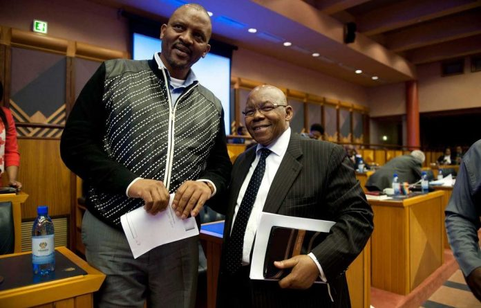 The SABC board's deputy chairperson Thami ka Plaatjie and chairperson Ben Ngubane are waiting to hear whether President Jacob Zuma will accept their resignations.