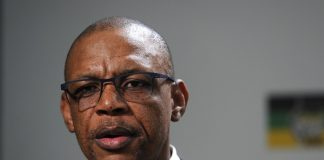 Pule Mabe has written to the ANC's secretary general Ace Magashule asking for leave pending the outcome of the disciplinary processes.