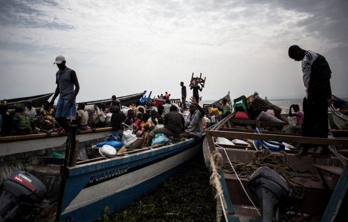 Eternal war: Congolese