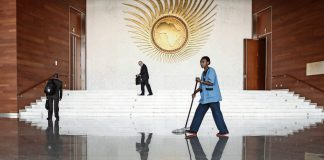 Self-serving: The AU headquarters in Ethiopia.The summit later this month is meant to be about the youth but it will be dominated by who will head the ­African Union Commission.