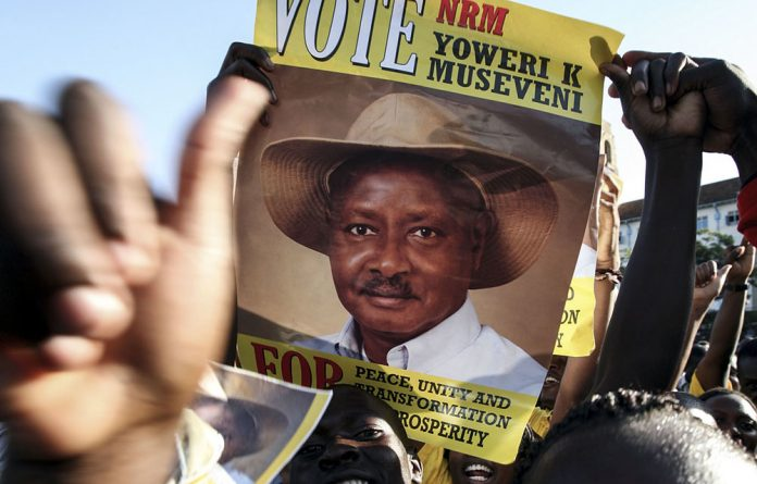 Uganda authorities blocked all access to social media During its recent elections.