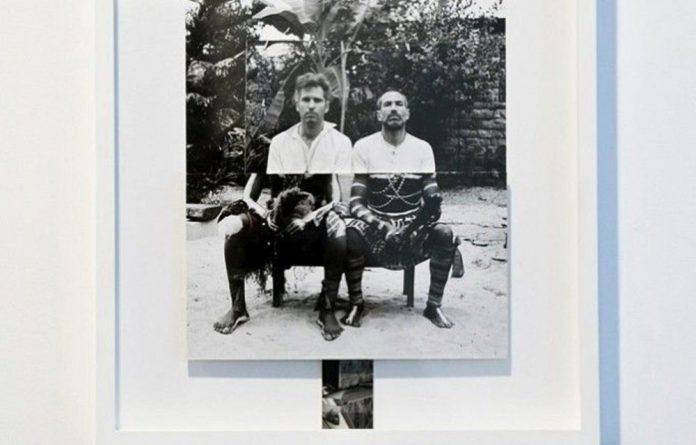 Adam Broomberg and Oliver Chanarin. Nudniks