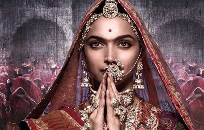 The film's sets were vandalised more than once and the filmmaker Sanjay Leela Bhansali roughed up earlier this year in Jaipur