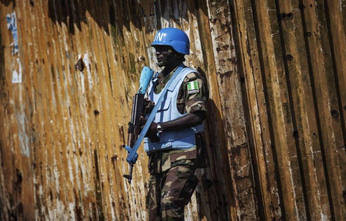 The United Nations is withdrawing its peacekeepers from Liberia