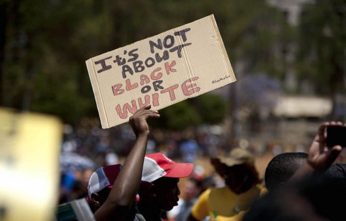 This is an opportunity we can't afford to miss: all the people of South Africa