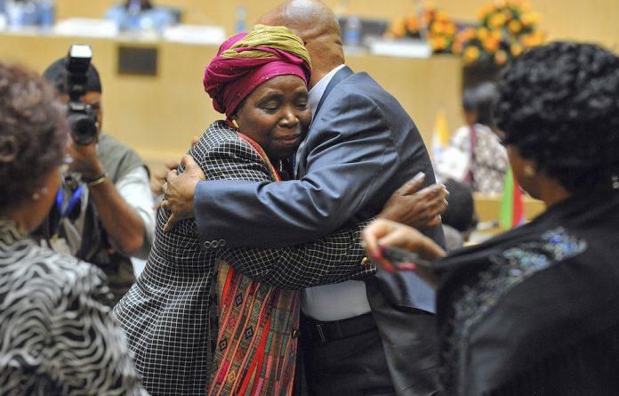 Powerful woman: African Union Commission chairperson Nkosazana Dlamini-Zuma